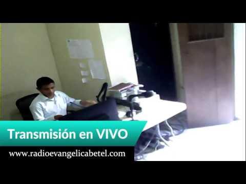 Transmisión en VIVO RADIO EVANGELICA BETEL culto san salvador  23 de julio julio 2016