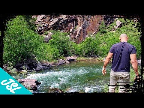 Exploring the Lake Fork of the Gunnison River - A Colorado Canyon