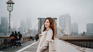 비오는날 뉴욕 여행 영상 ㅣ SLP 뉴욕스냅