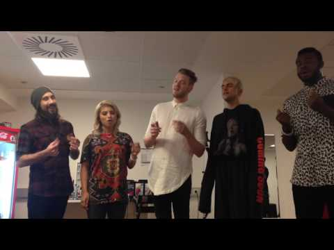 PENTATONIX Private Performance, Vienna
