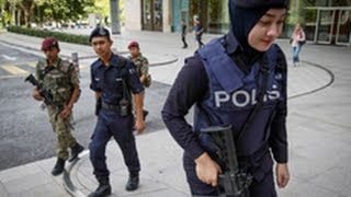 Malaysia arrests 15 over alleged IS connection