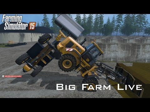 RainbowDave Live - Big Farm Episode 8  (Feat. Angry/Stressed Dave)