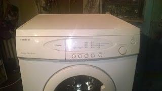 видео Причины, по которым стиральная машинка не сливает воду