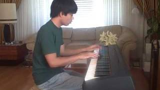 V V Brown - Shark in the Water (Piano Cover by Richie)