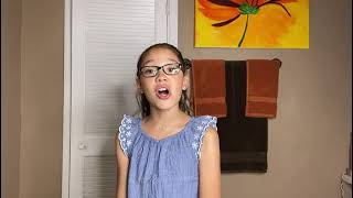 """Having Fun to some Bruno Mars! Liamani- """"Leave The Door Open"""" (Cover)"""