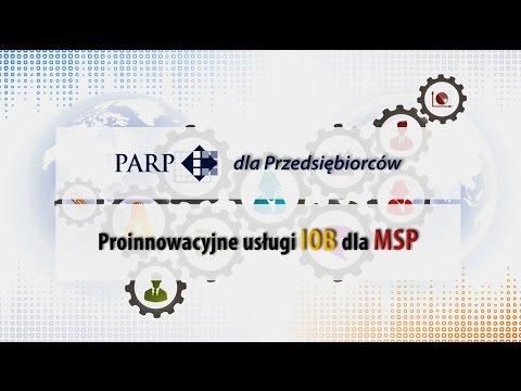 Proinnowacyjne usługi IOB dla MSP - dotacje PARP dla przedsiębiorców.