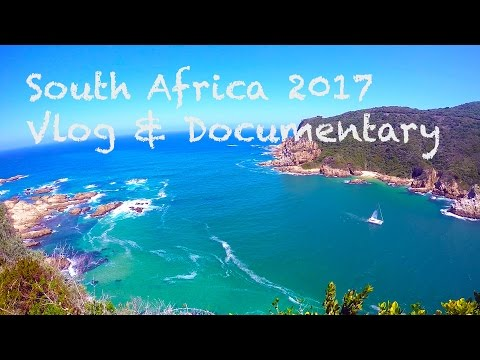 South Africa 2017  Vlog & Travel Documentary