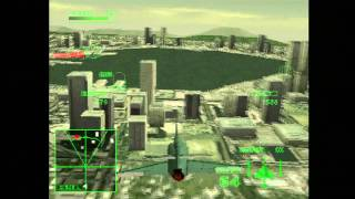 Classic Game Room - ACE COMBAT 2 review for PlayStation