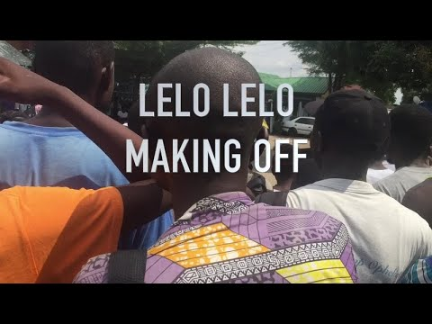 Innoss'B - Lelo Lelo - MAKING OFF