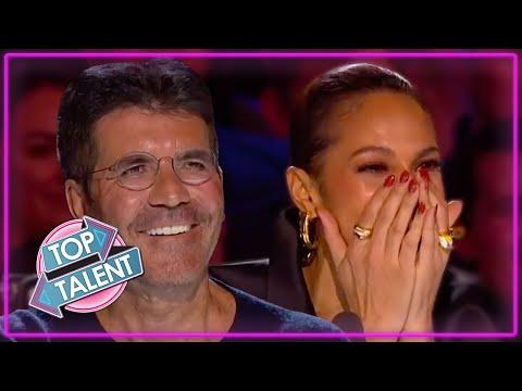 BRILLIANT Britain's Got Talent 2020 UNSEEN Auditions   PART 2   Top Talent