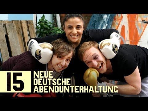 Susi Kentikian boxt den Lauch, BRETT live | NDA #15