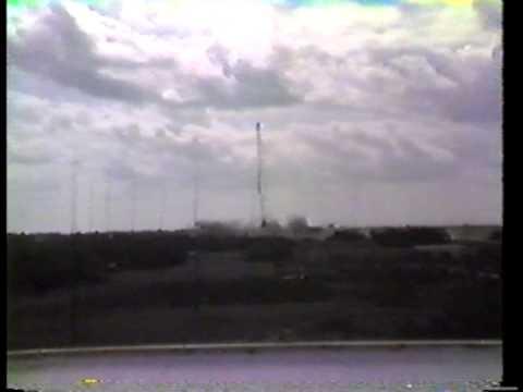 USCG LORAN STATION MARCUS ISLAND, JAPAN 1350' TOWER DEMOLITION 1986/87
