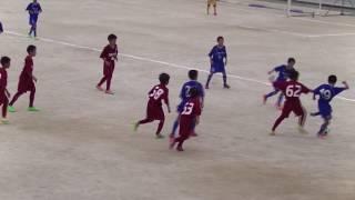 BluetteFC 8th_U13_20160828_續木杯予選リーグ