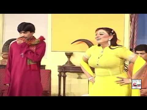 Best of Sajan Abbas, Asif Iqbal & Anjuman Shehzadi - PAKISTANI STAGE DRAMA FULL COMEDY CLIP