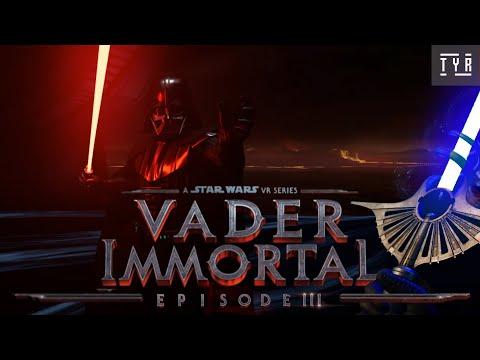 STAR WARS VADER IMMORTAL Ep 3 - Gameplay Full Walkthrough  - NO COMMENTARY