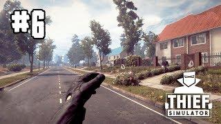 Thief Simulator NEW+[Thai] #6 ปล้นต่อหน้าเจ้าของแบบเนียนๆ