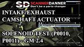 How to test camcrank actuator solenoids p0010 p0013 2008 gm 24 1702 fandeluxe Image collections