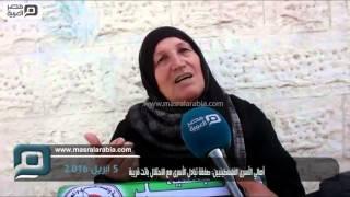 بالفيديو| أهالي أسرى فلسطين: تحرير أولادنا بات وشيكا