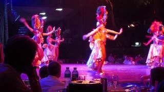 TROPICANA Show in Havana, Cuba on 9/17/2015