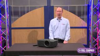 Optoma 501 Series Projector Overview | Full Compass