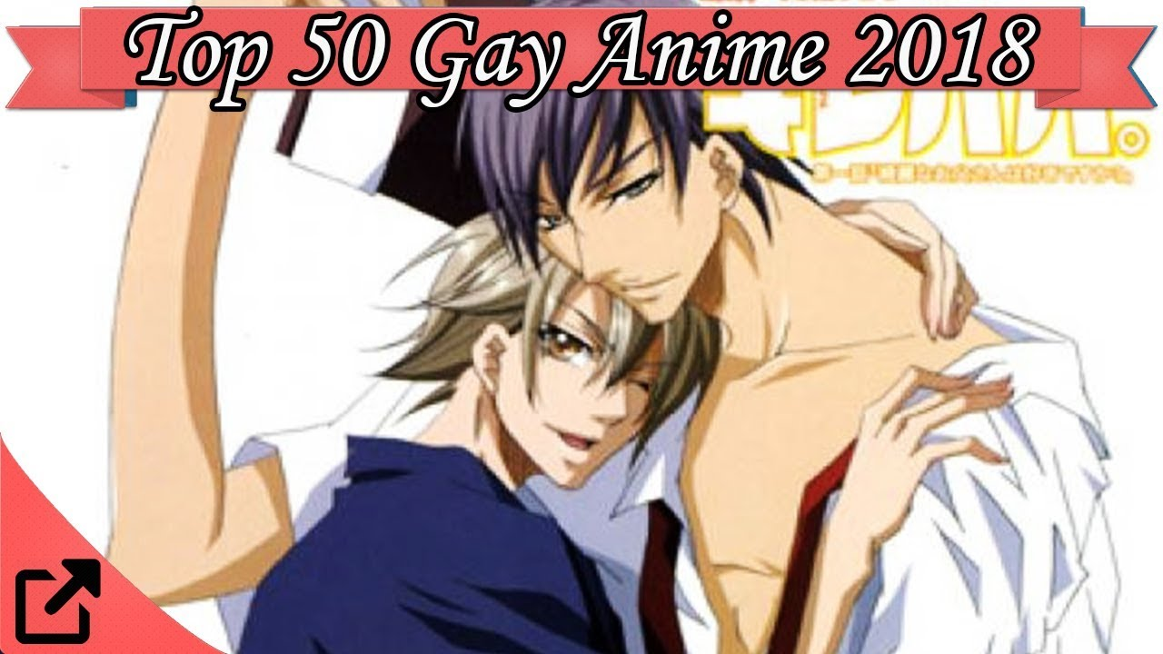 Cartoon anime gay