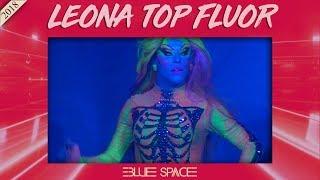 Blue Space Oficial - Leona Top Fluor e Ballet - 13.05.18
