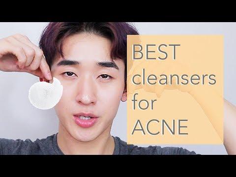 BEST CLEANSERS! Low pH, Acne, Gentle | Korean + American
