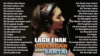 LAGU ENAK DIDENGAR UNTUK MENEMANI TIDUR DAN SANTAI ANDA - Top Lagu Pop Indonesia Terbaru 2020 Cover