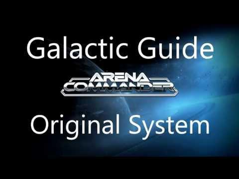 Galactic Guide Original System