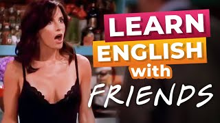 Learn English with TV Series: Monica's Boob Job