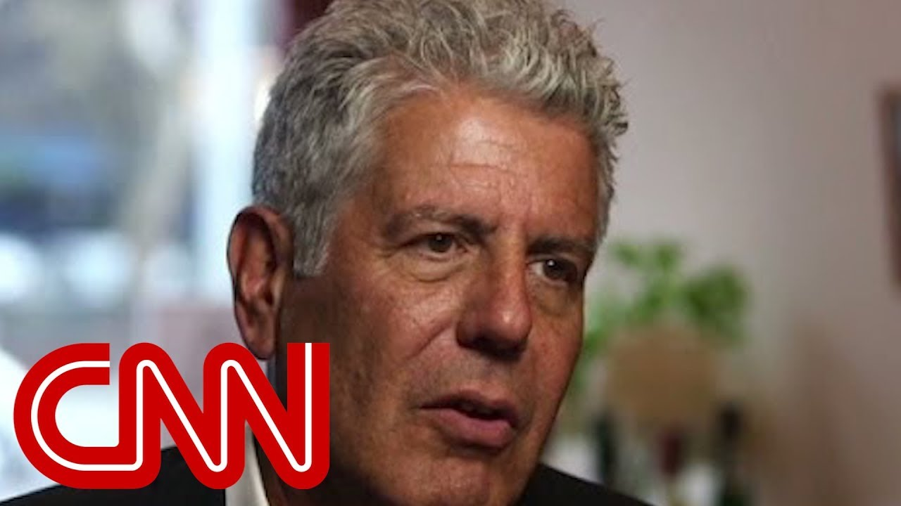 Anthony Bourdain: Indian food won't kill you