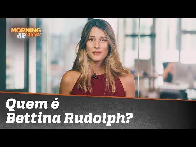 O melhor debate que você vai ver hoje sobre Bettina Rudolph, a jovem milionária de 22 anos