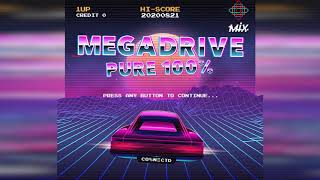 [CONECTD MIX] Pure100% - Mega Drive (Official Visualizer)