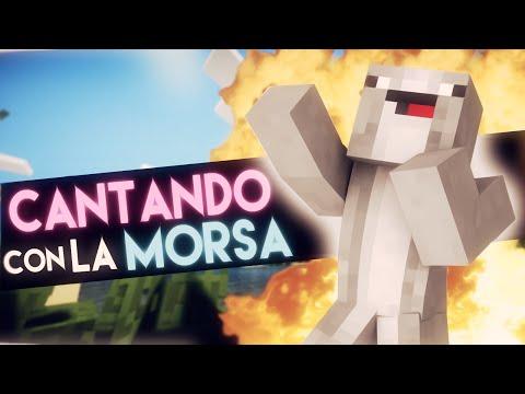 CANTANDO CON LA MORSA | MORSA SONG #1 | Escasi