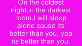 Typical-Tickle Me Pink [Lyrics]
