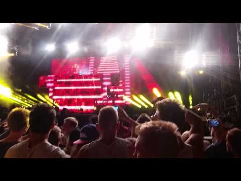David Guetta - Hey Mama @Lake Festival