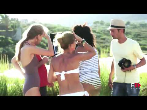 """GOLDEN LADY"" Backstage Summer Collection 2013 by Fashion Channel"