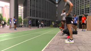 The Fast Club - NIKE ZOOM - ATHLETIC ELITE 15.6.2014 - 60 m. Michele Campolo