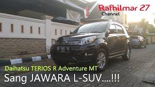 Review Daihatsu TERIOS R Adventure MT 2017