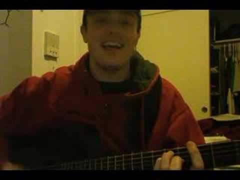 Umbrella Acoustic Cover Rihanna - John Clinebell