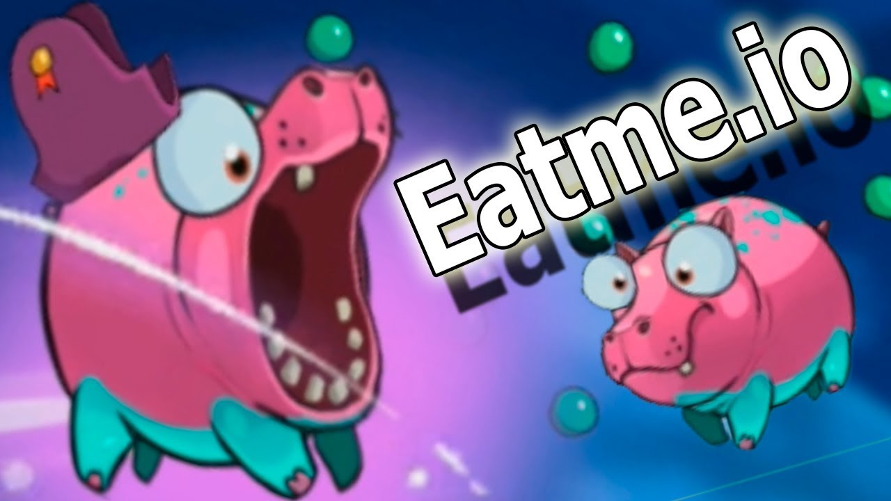 Games hungry fish fun for Fish io games