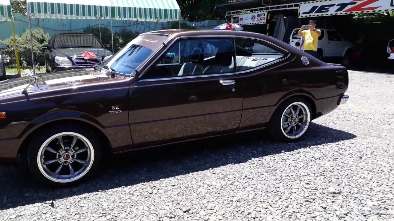 Toyota Corolla SR KE35 1978 - YouTube