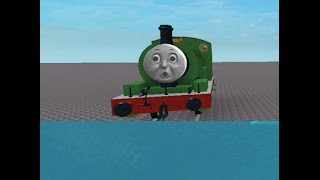 Percy Takes The Plunge (ROBLOX Crash Remake)