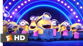 Despicable Me 3 (2017) - Minion Idol Scene (5/10) | Movieclips