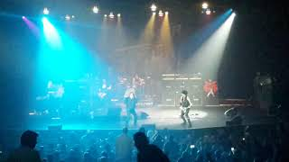 Michael schenker fest april 2019 palace fine arts the girl with stars in her eyes
