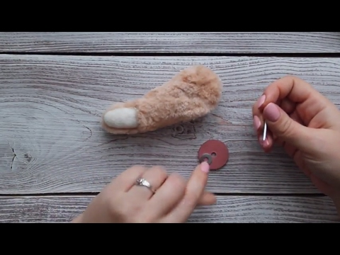Как крепить шплинты в игрушках