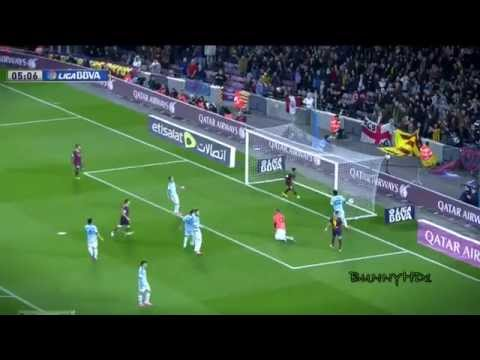 FC Barcelone 3-0 Celta Vigo (26.03.2014) HD