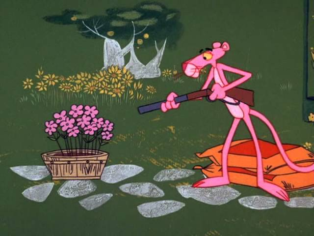 The Pink Panther Show Episode 27 - Pink Posies