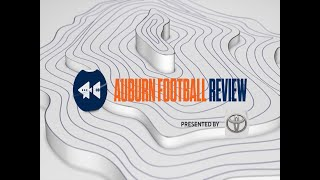 Auburn Football Review: Season Review