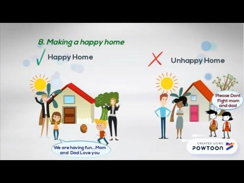 10 parenting tips for happy kid |Good parent vs Bad parent